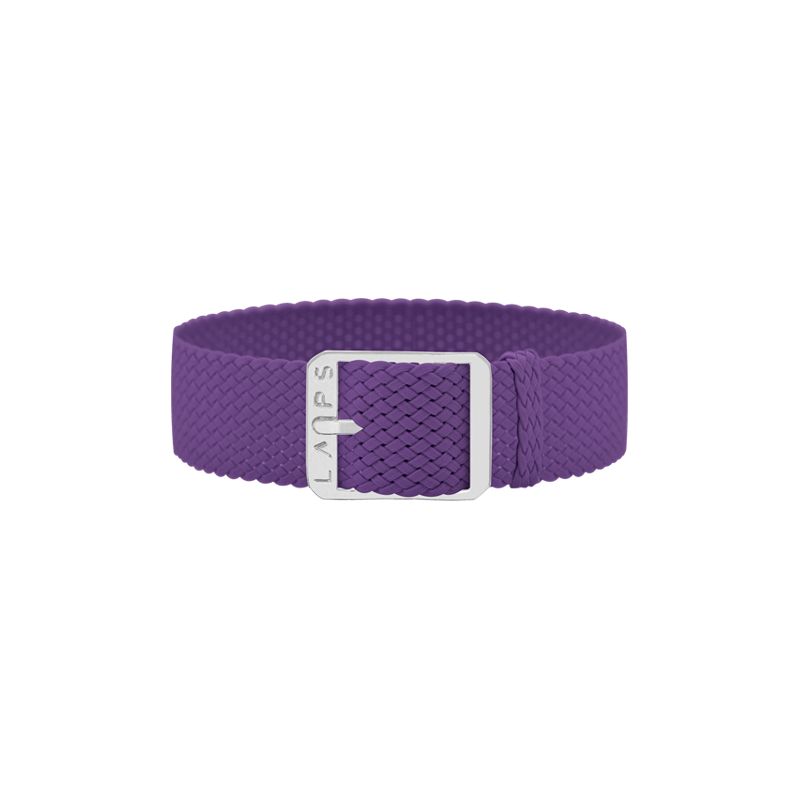 Bracelet violet - Or