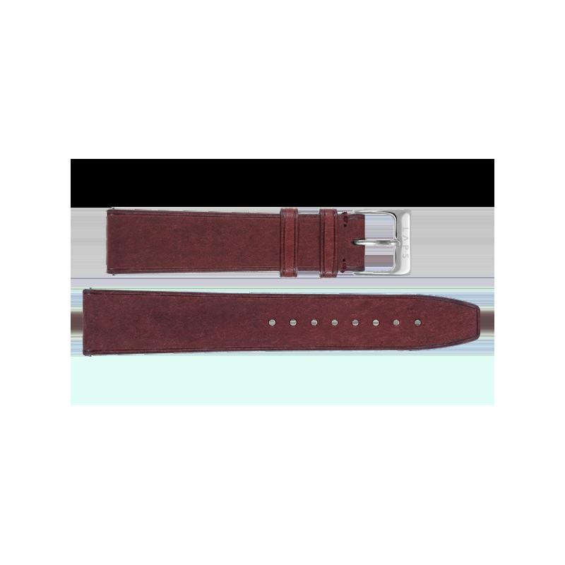 Cuir Rouge 18mm - Or